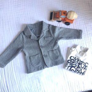 Frankie Morello Fleece Jacket. 3-6 months